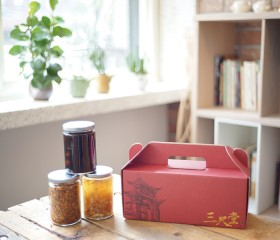 【三尺堂精選】<br>禮盒包裝 850 元組合